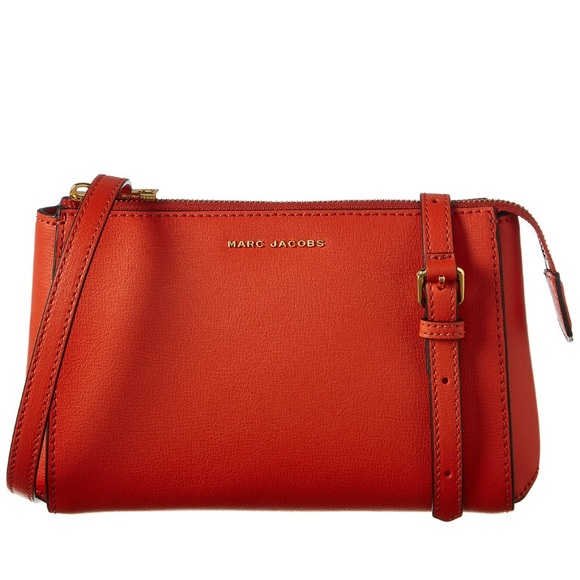 Marc Jacobs Handbags - NWT • Marc • Jacobs Leather Crossbody Bag